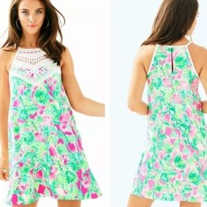 Lilly Pulitzer Catty shack pearl soft shift